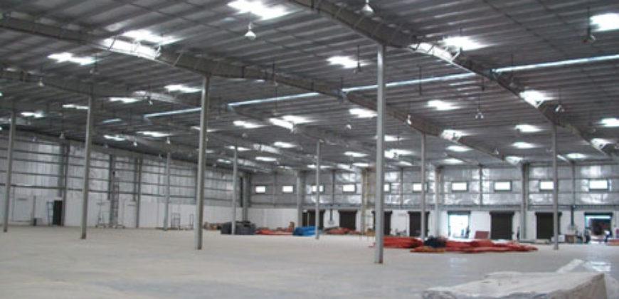 25000 Sq.ft Godown for lease in Vatva Ahmedabad