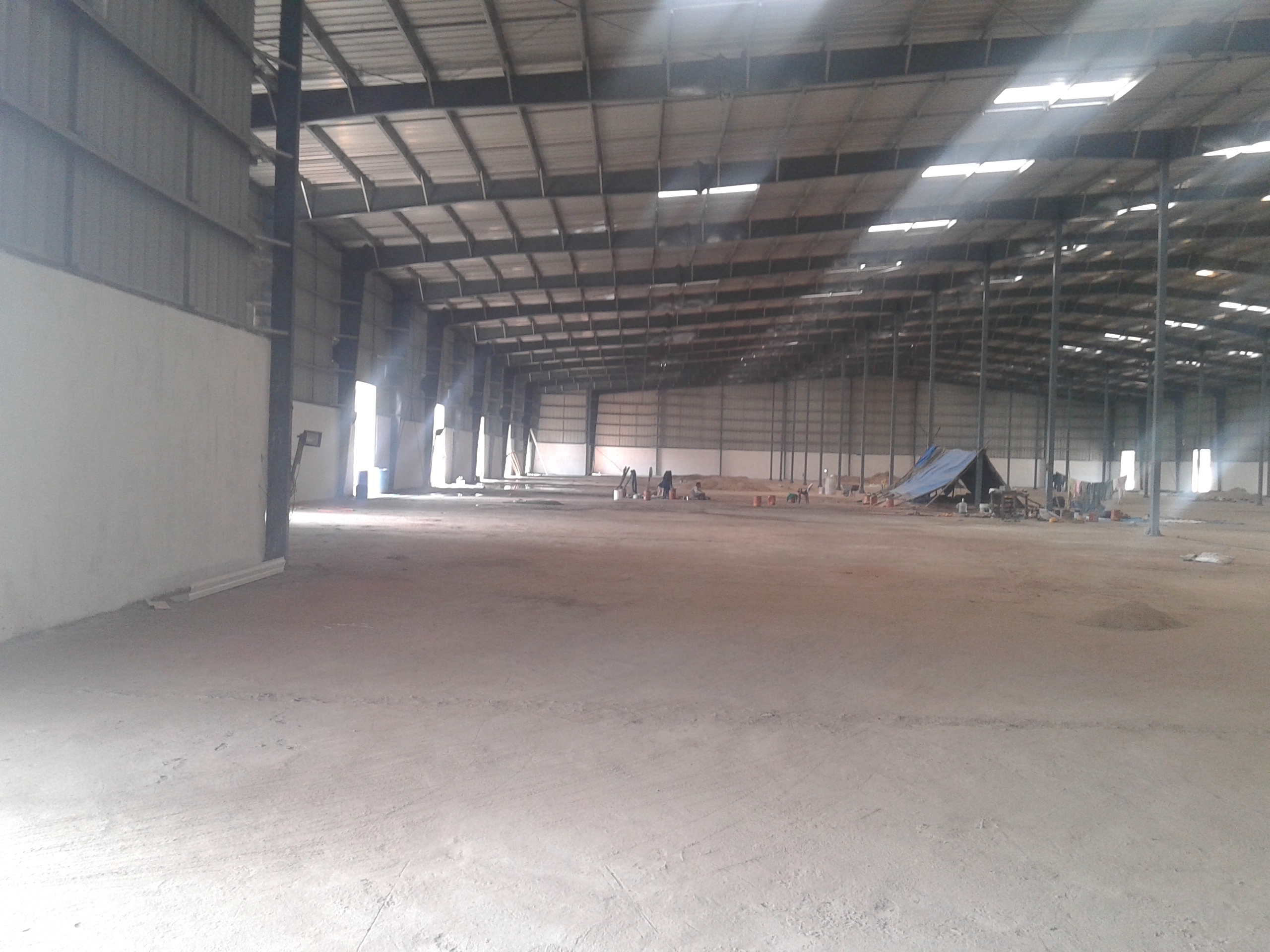 93000 Sq.ft Warehouse for rent in Vithalapur