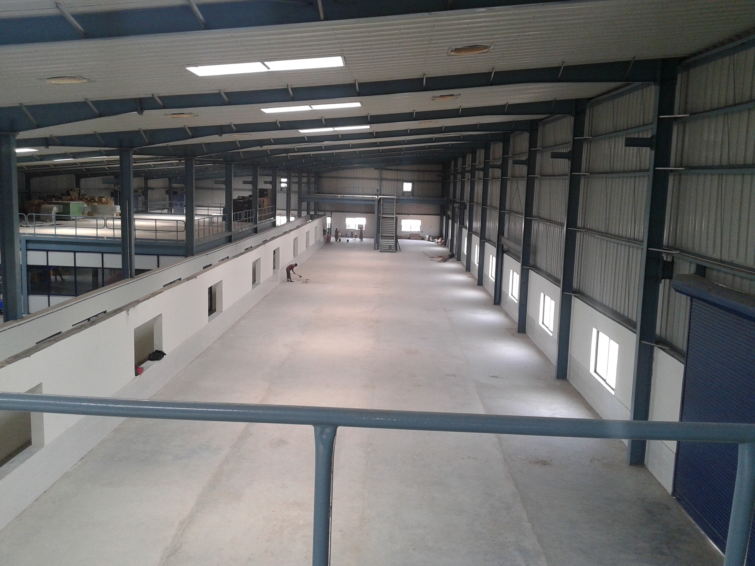 85000 Sq.ft Godown for lease in Santej Ahmedabad
