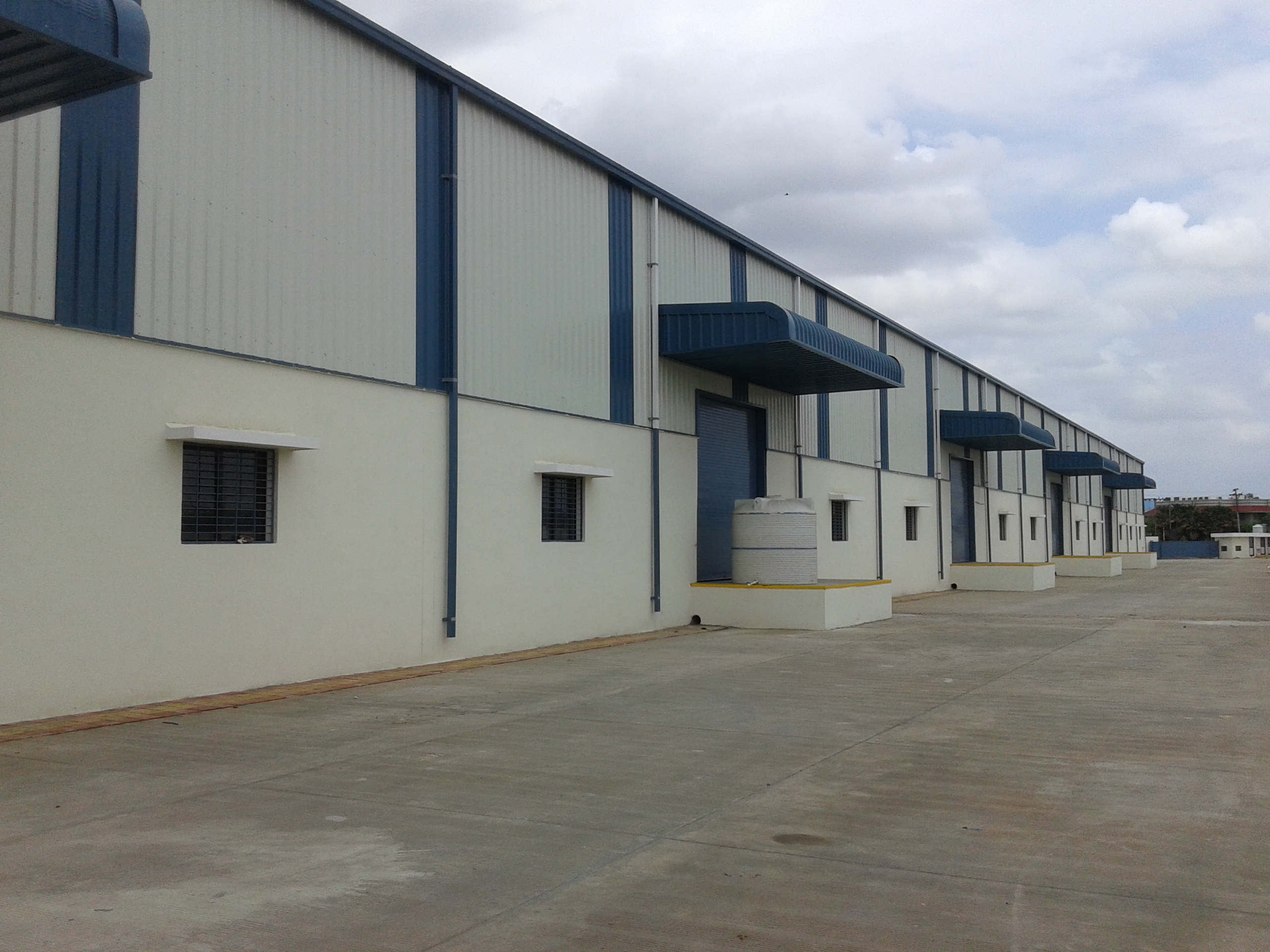 60000 Sq.ft Industrial Factory for lease in Vithalapur