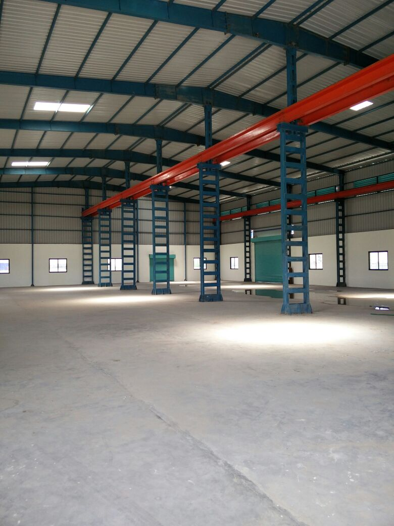 42000 Sq.ft Industrial Factory for rent in Vatva