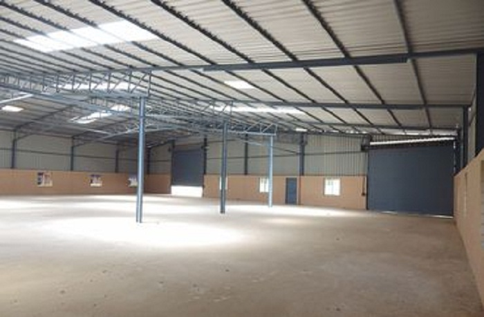 59000 Sq.ft Storage for lease in Chhatral Ahmedabad
