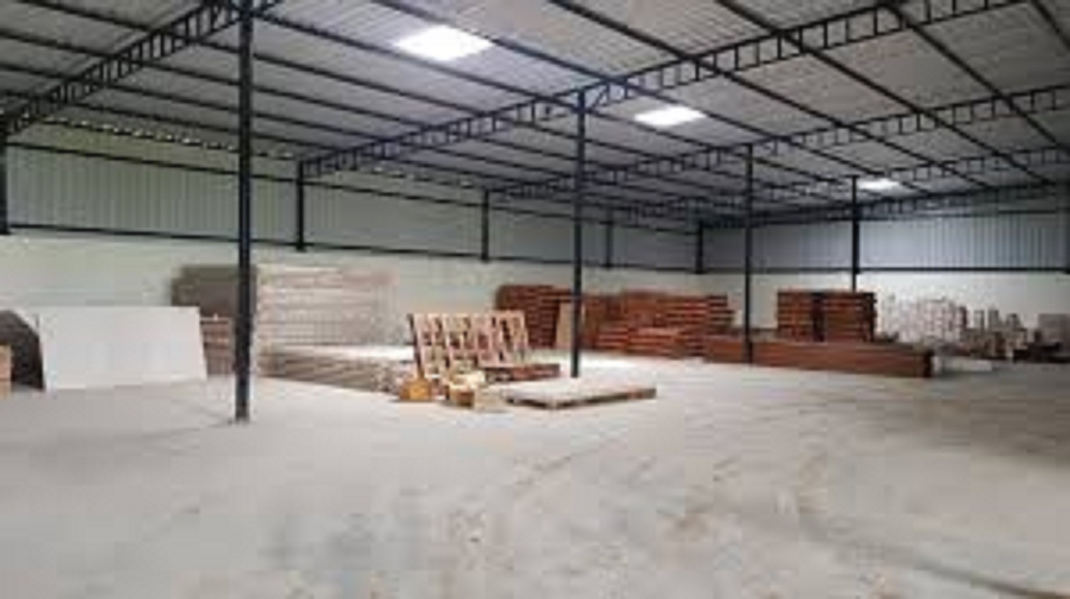 86000 Sq.ft Industrial Shed for rent in Chhatral