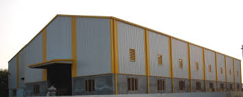 84000 Sq.ft Industrial Shed for rent in Becharaji