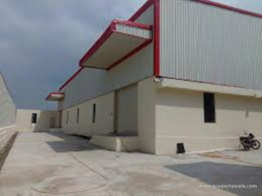 40000 Sq.ft Warehouse for rent in Kadi Ahmedabad