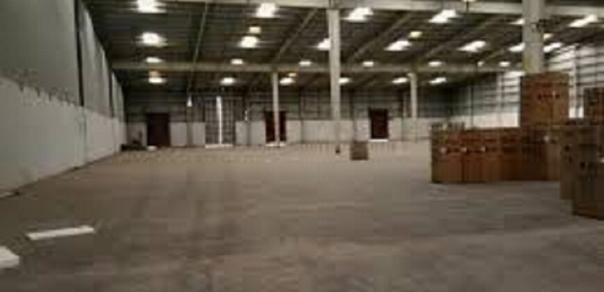 120000 sq.ft Industrial Shed available for lease in Bavla, Ahmedabad