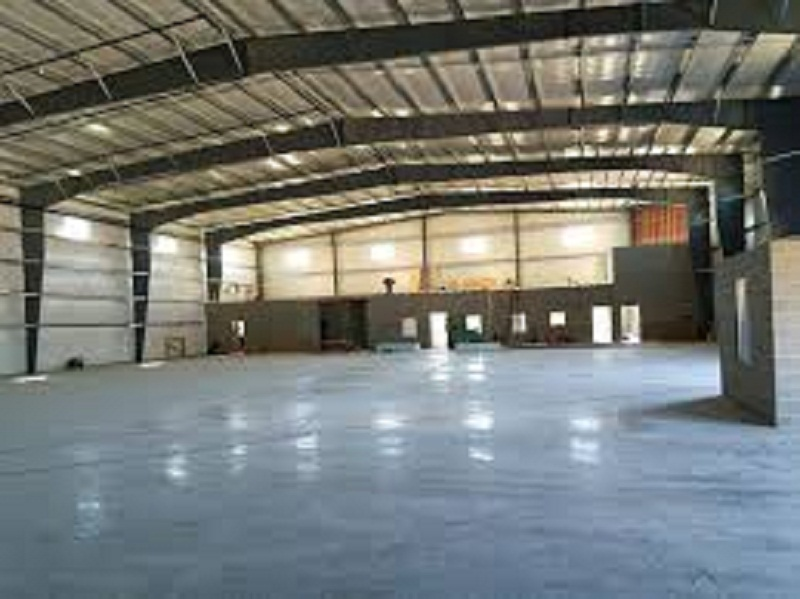 61000 Sq.ft Industrial Shed for rent in Kadi Ahmedabad