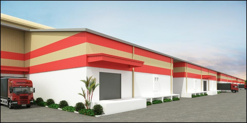 35000 Sq.ft Industrial Shed for rent in Vithalapur