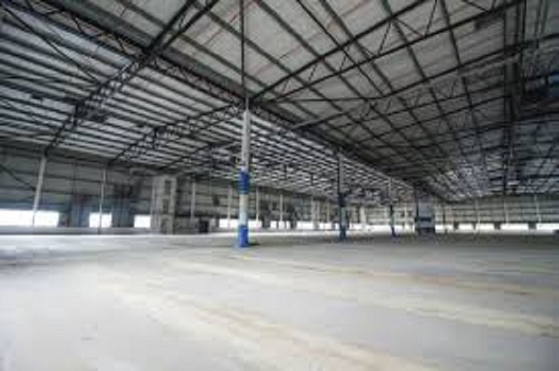 60000 Sq.ft Industrial Factory for lease in Kathwada