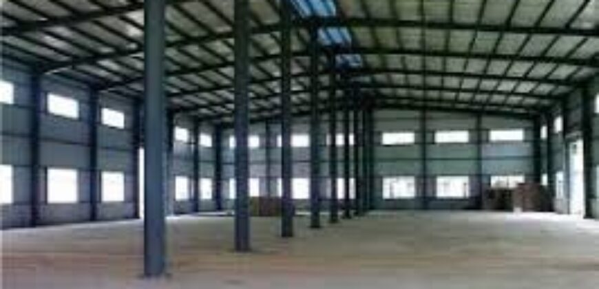 90000 sq.ft | Godown available for lease in Chhatral, Ahmedabad