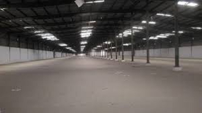 65000 Sq.ft Warehouse for rent in Naroda