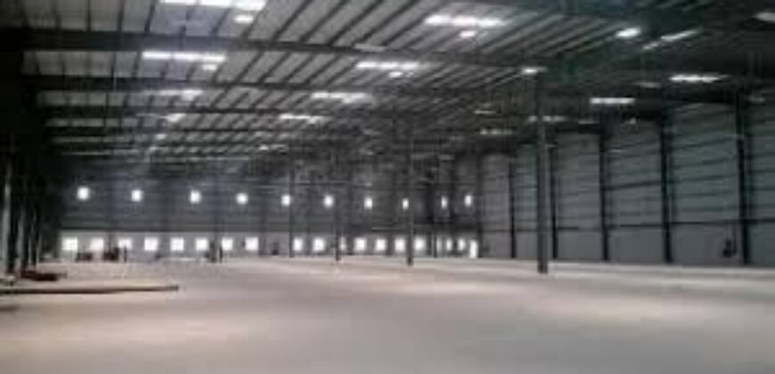 26000 sq.ft  Find Warehouse in Bavla