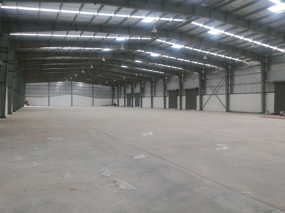 86000 Sq.ft Industrial Shed for rent in Narol Ahmedabad