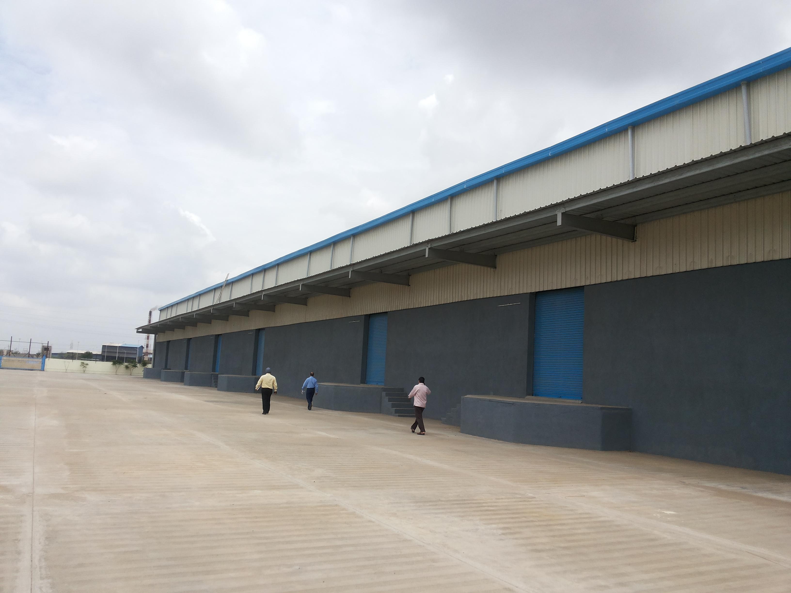 50000 Sq.ft Storage for rent in Naroda