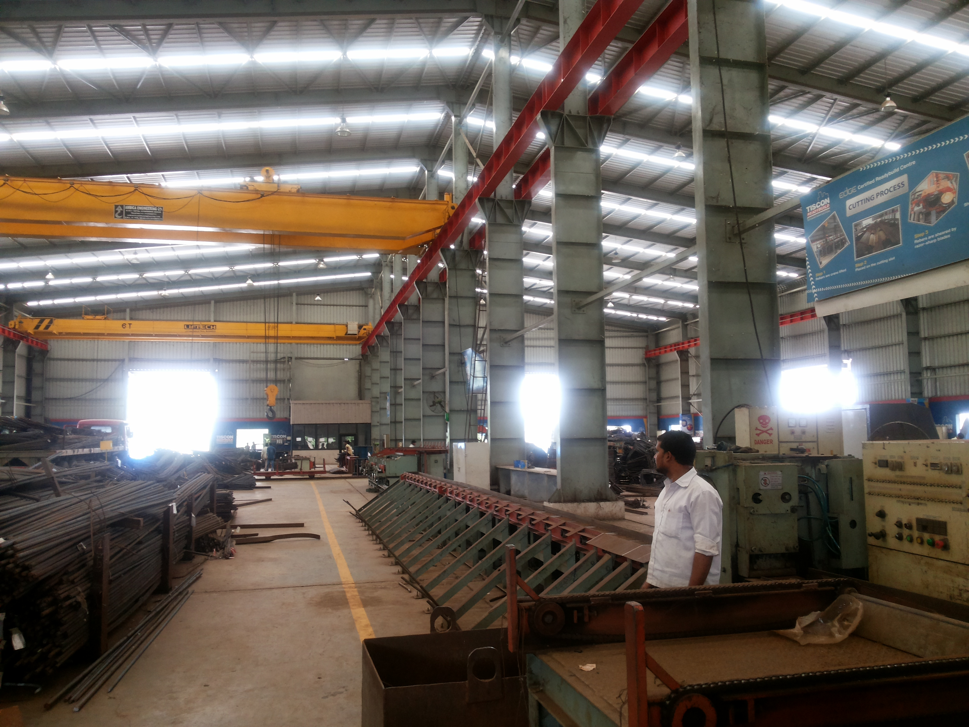 65000 Sq.ft Warehouse for rent in Sanand Ahmedabad