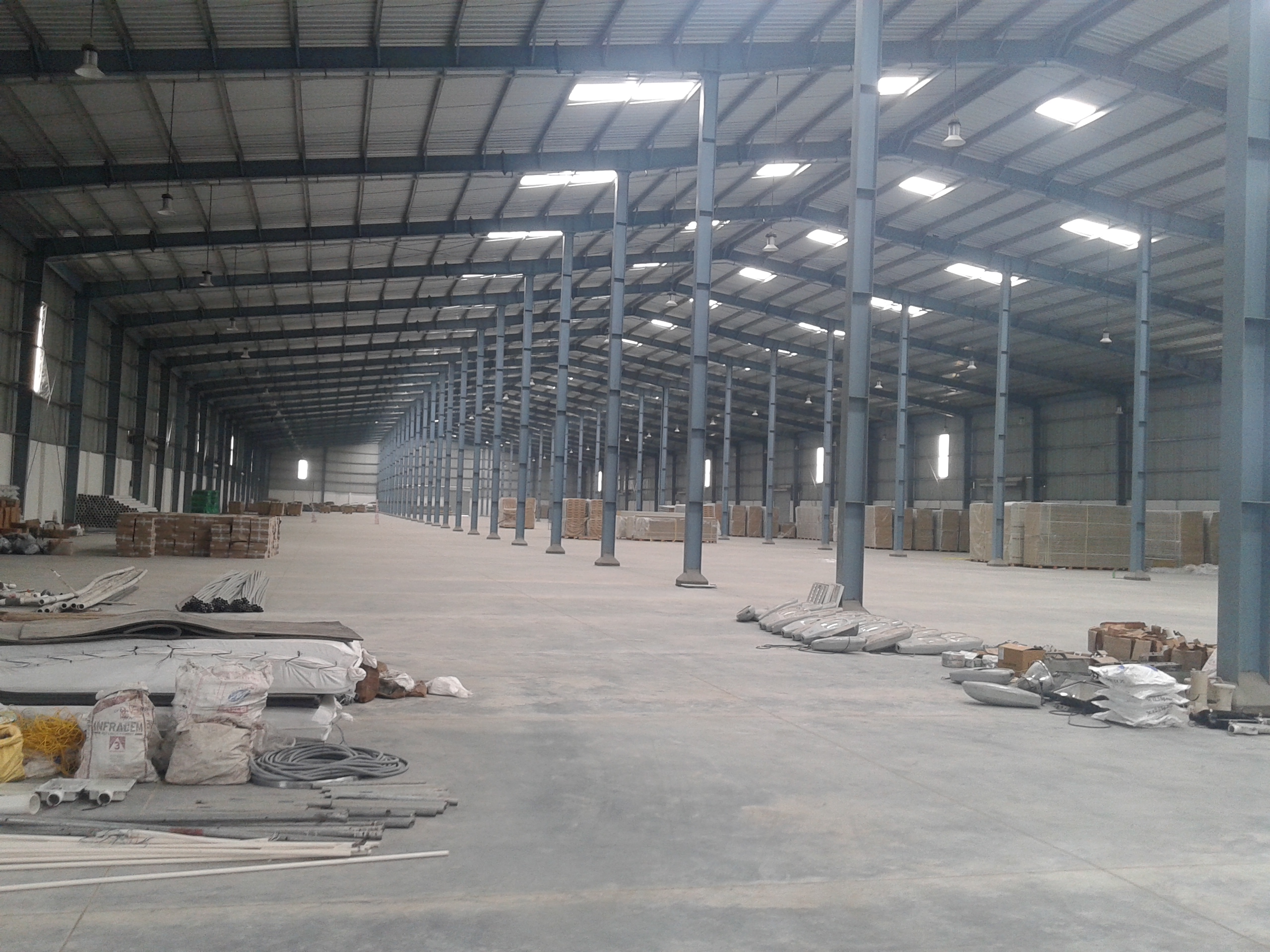 63000 Sq.ft Industrial Factory for rent in Naroda