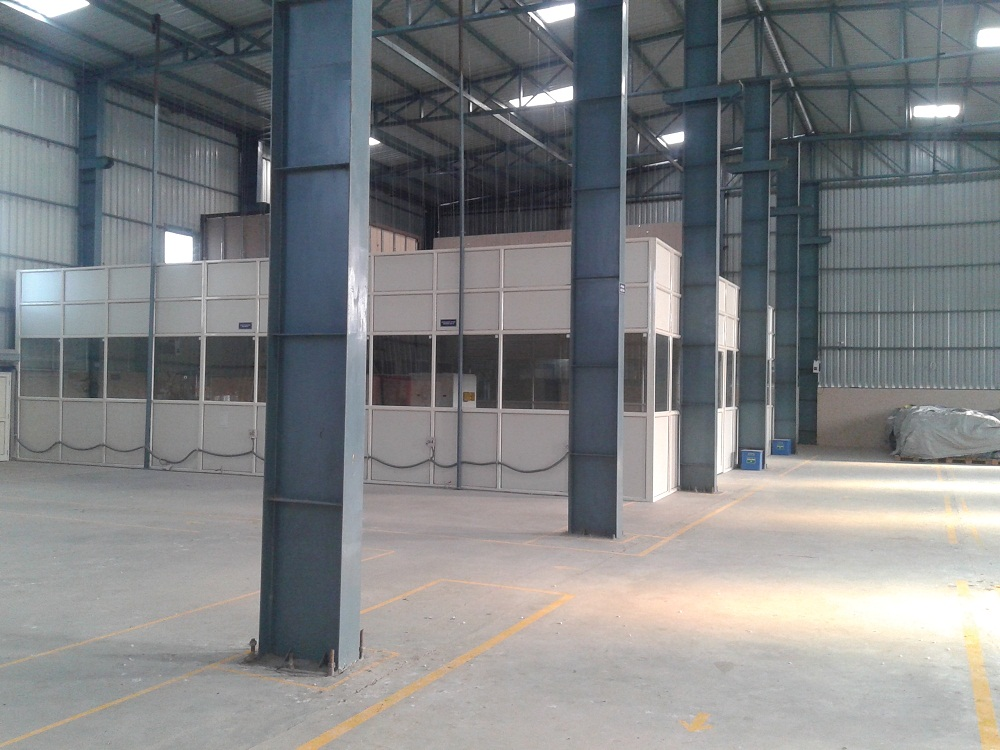 56000 Sq.ft Industrial Shed for rent in Sanand Ahmedabad