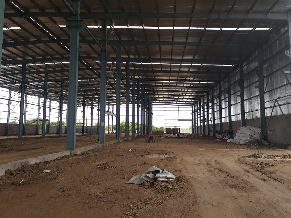 47000 Sq.ft Industrial Factory for rent in Sanand Ahmedabad
