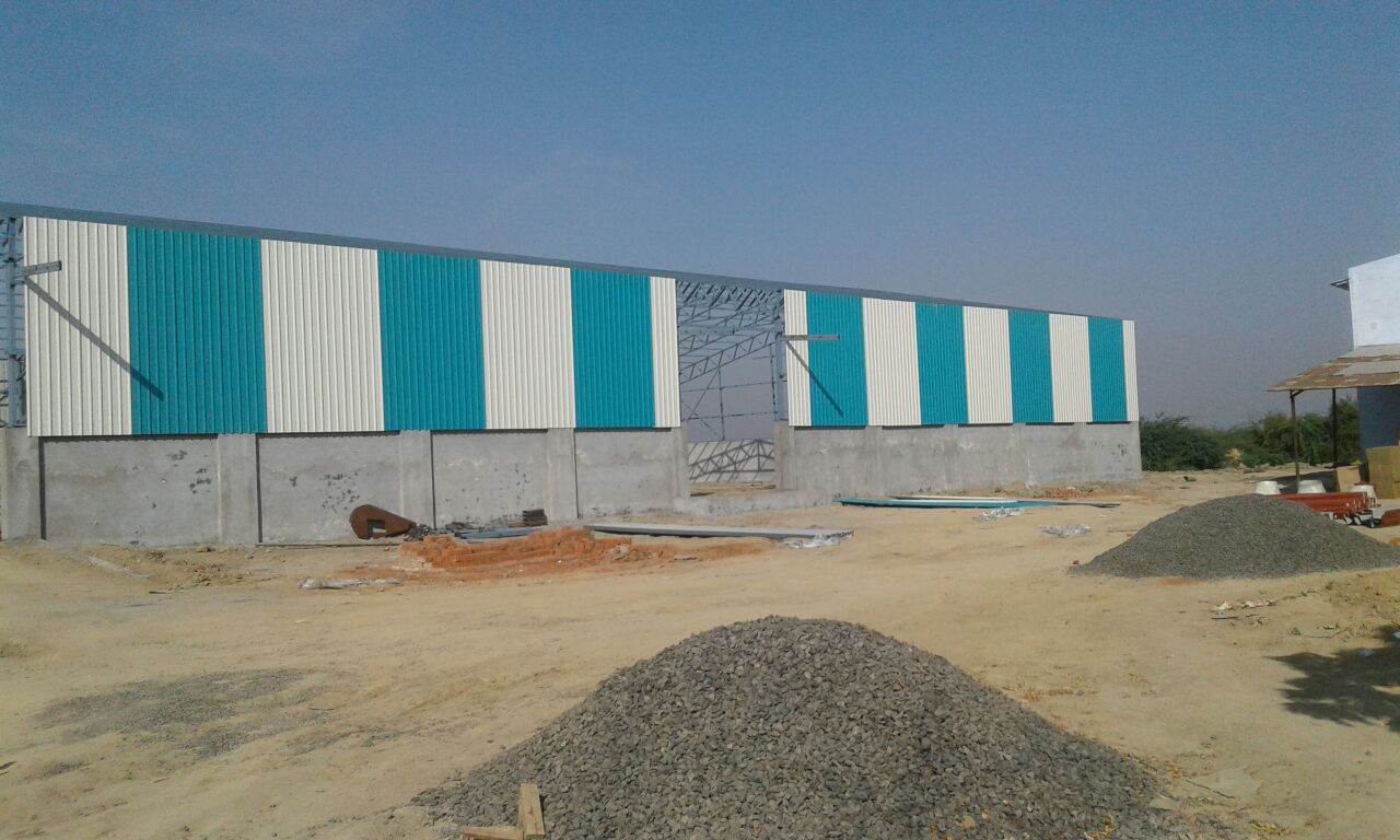 90000 Sq.ft Godown for lease in Santej Ahmedabad