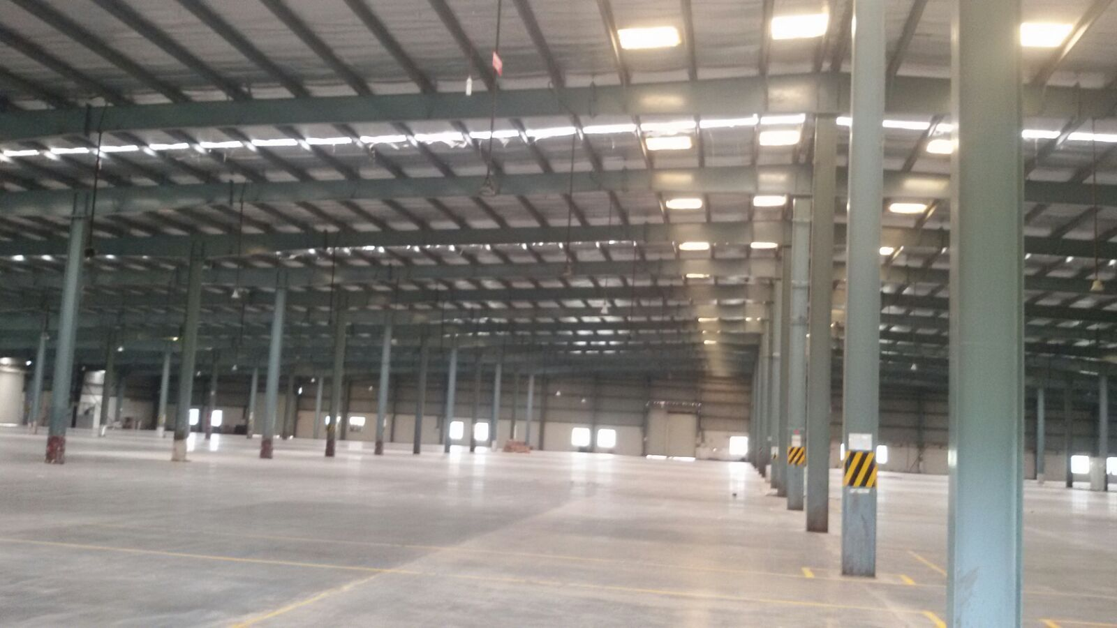 85000 Sq.ft Industrial Shed for rent in Santej
