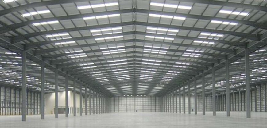 80000 sq.ft | Industrial Shed for rent in Vatva, Ahmedabad