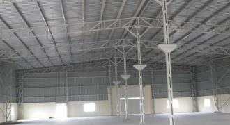 WAREHOUSE FOR RENT IN SANAND – 9099832914