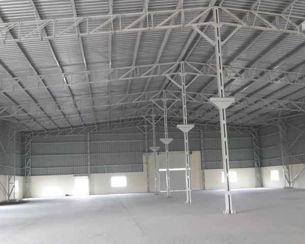 65000 Sq.ft Warehouse for rent in Kathwada