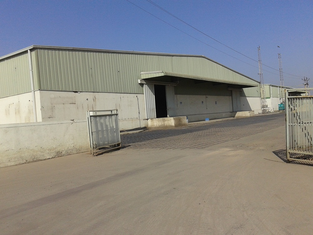 53000 Sq.ft Industrial Factory for lease in Kadi Ahmedabad
