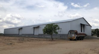 60000 Sq.ft Industrial Shed for rent in Sarkhej