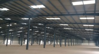 63000 Sq.ft Industrial Shed for lease in Kheda