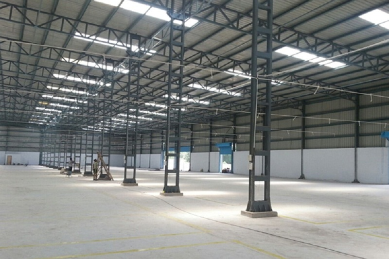 45000 Sq.ft Industrial Factory for lease in Sarkhej