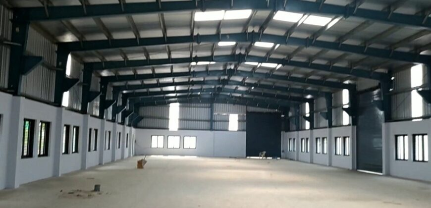 70000 sq.ft | Industrial Factory available for rent in Vatva, Ahmedabad