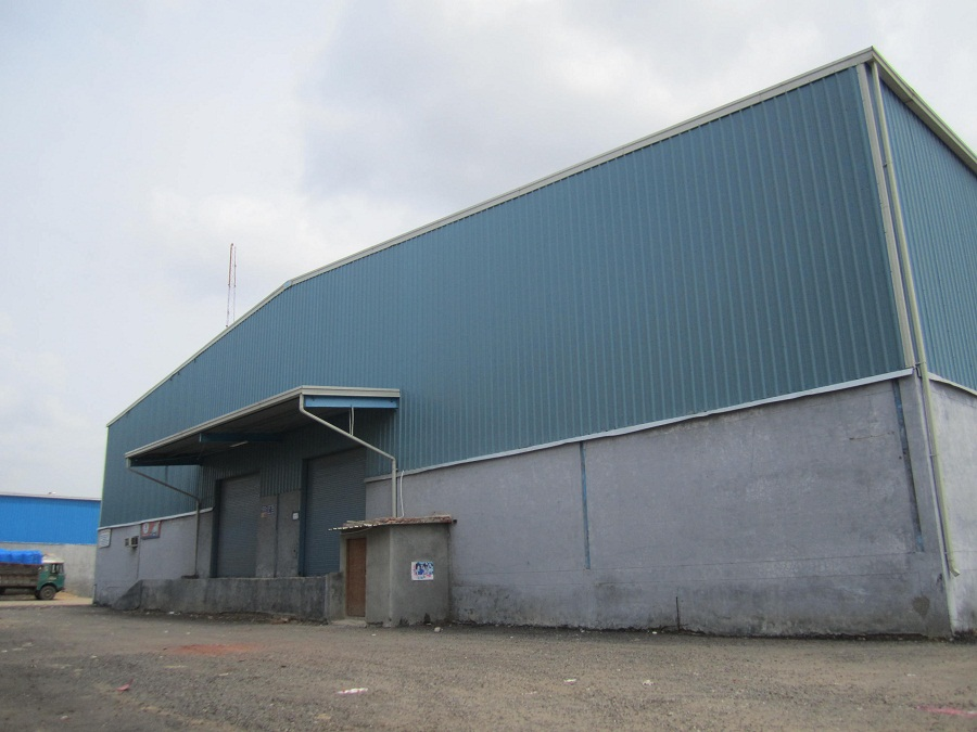 80000 Sq.ft Industrial Factory for lease in Becharaji