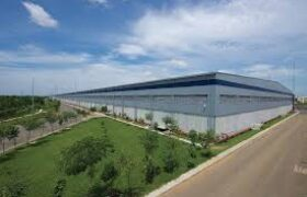 90000 sq.ft Industrial Shed for lease in Santej, Ahmedabad