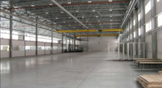 60000 Sq.ft Industrial Factory for rent in Adalaj Ahmedabad