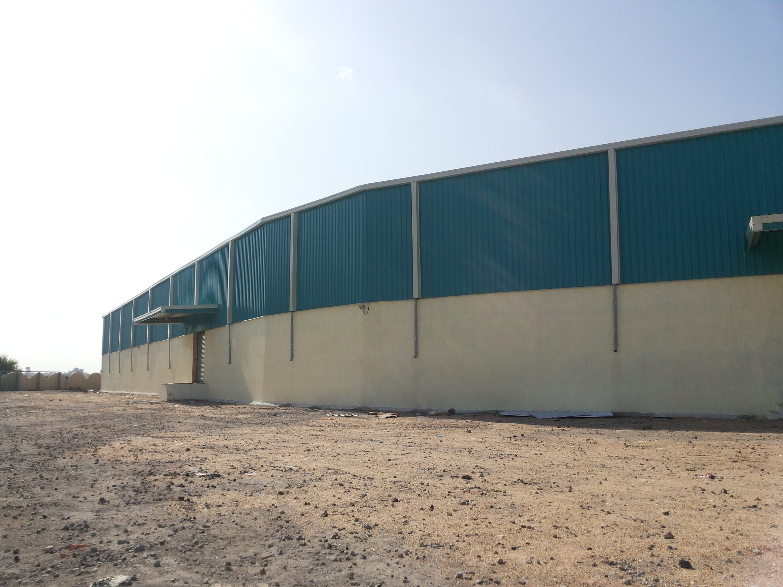87000 Sq.ft Industrial Shed for rent in Sanand Ahmedabad