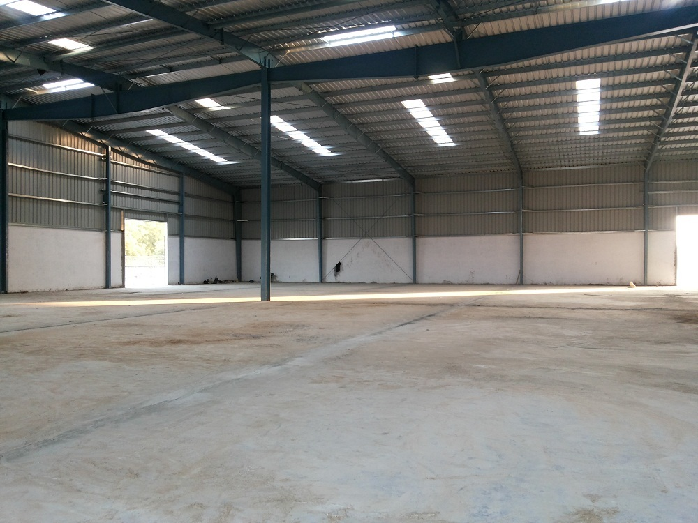 56000 Sq.ft Godown for lease in Sarkhej
