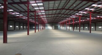 150000 Sq.ft Industrial Shed for lease in Sanand