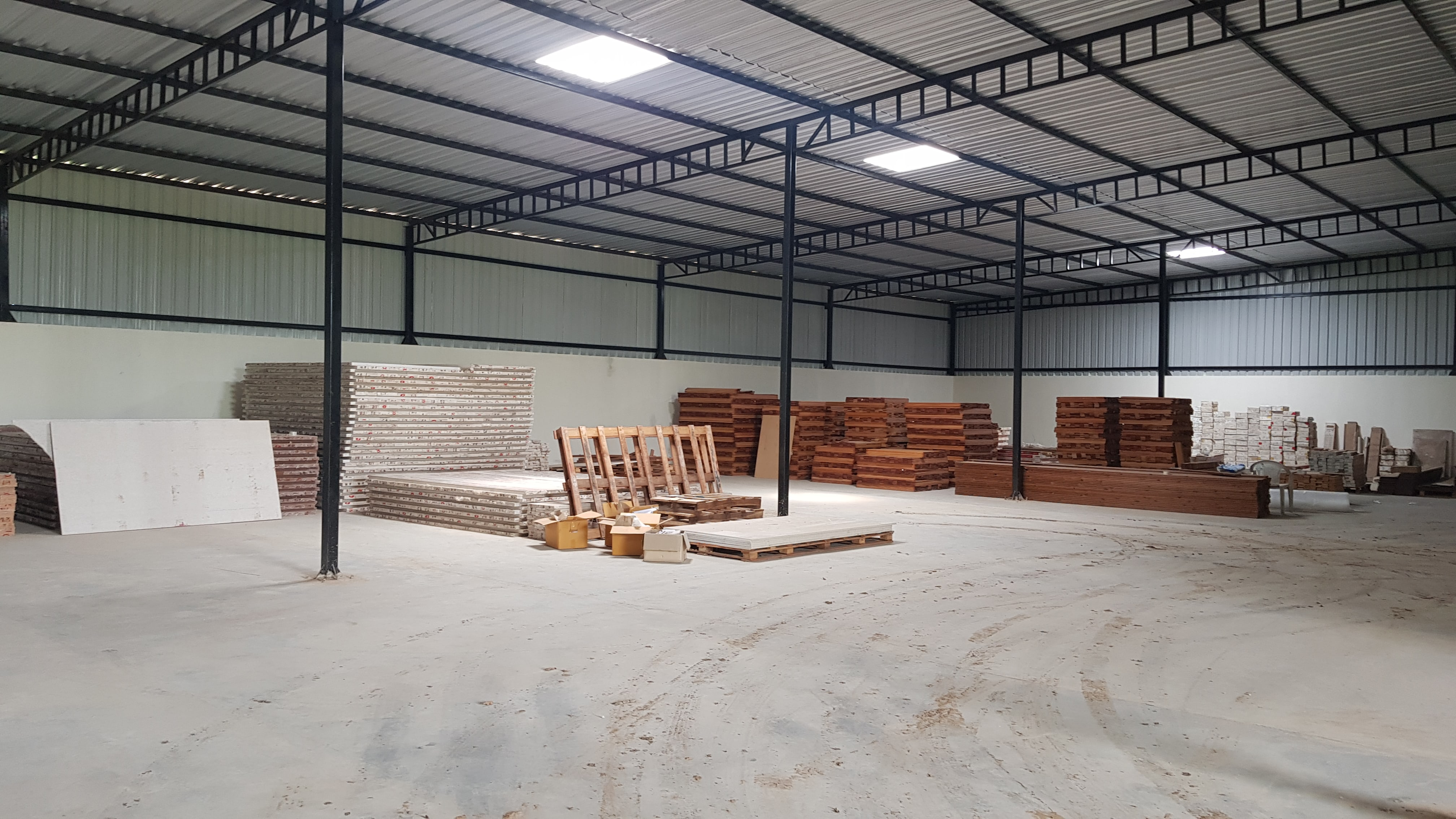 60000 Sq.ft Industrial Shed for rent in Naroda