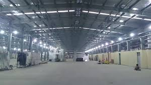 54000 Sq.ft Industrial Shed for lease in Kheda