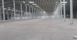 100000 sq.ft Warehouse available for lease in Naroda, Ahmedabad