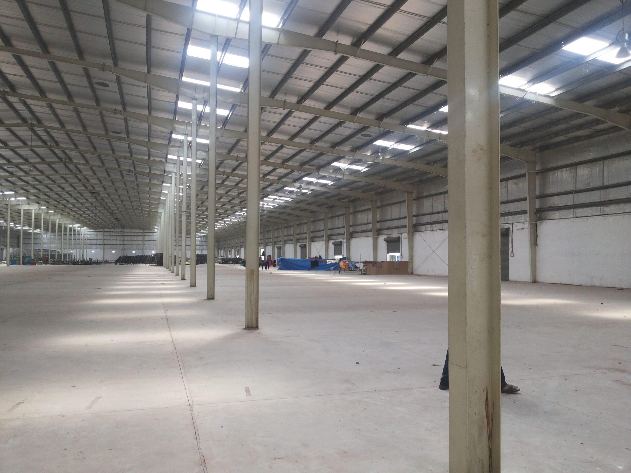 82000 Sq.ft Industrial Factory for rent in Kathwada