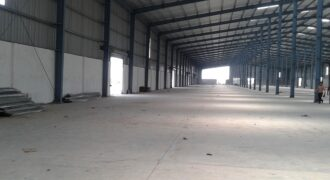 78000 Sq.ft Industrial Shed for rent in Kathwada