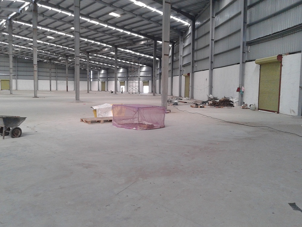 150000 Sq.ft Industrial Factory for lease in Narol