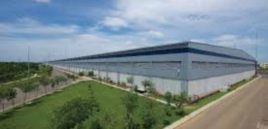 87000 Sq.ft Warehouse for rent in Naroda