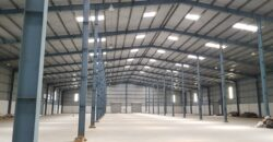80000 sq.ft Industrial Shed for Rent in Changodar, Ahmedabad