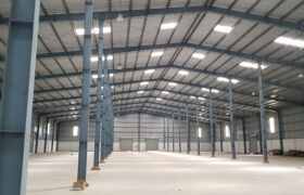 80000 sq.ft | Industrial Shed for Rent in Changodar, Ahmedabad