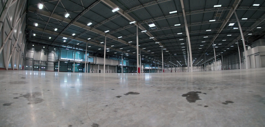 96000 Sq.ft Industrial Shed for lease in Chhatral