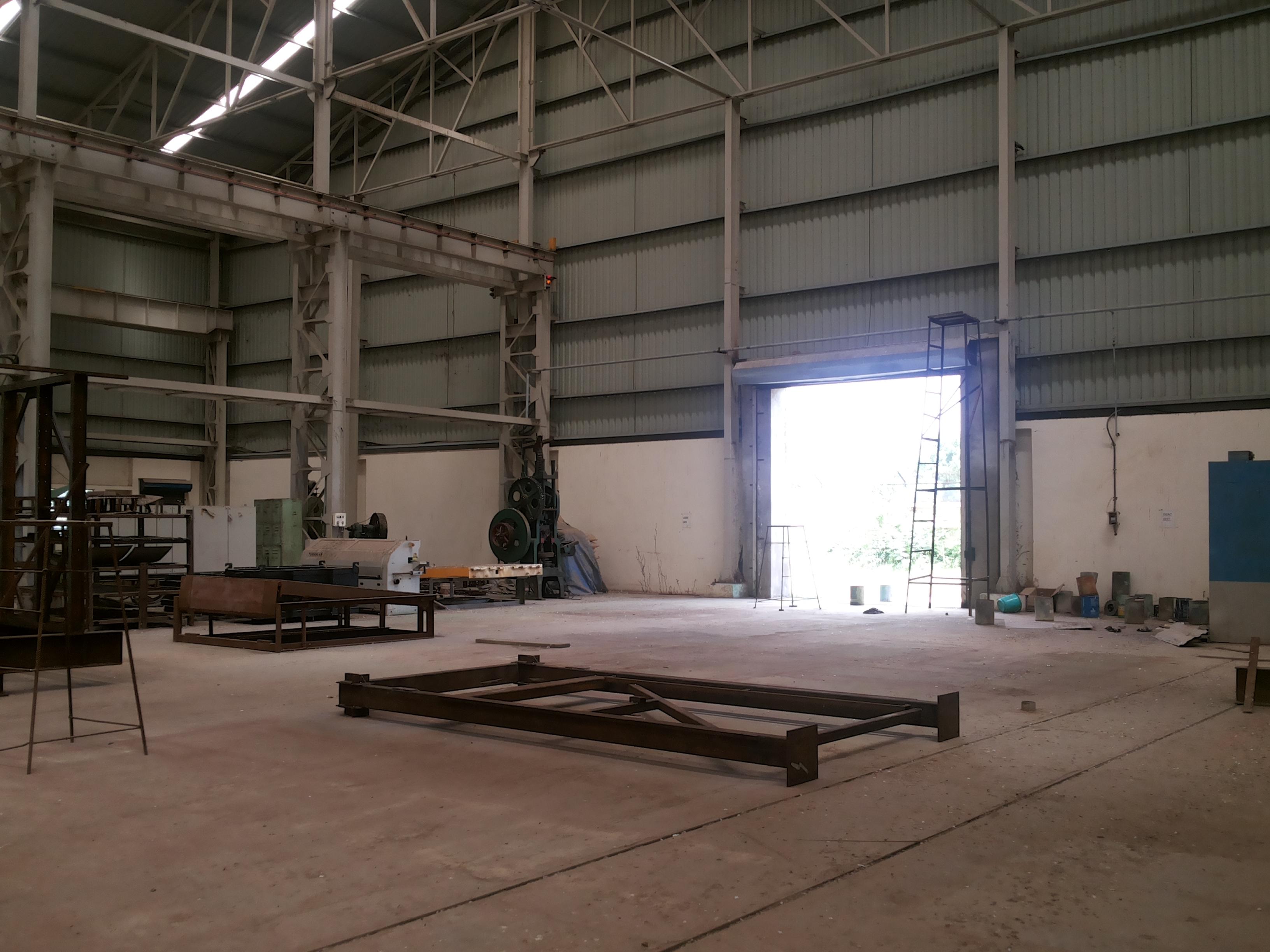80000 Sq.ft Godown for lease in Changodar Ahmedabad