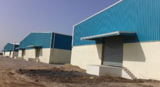 65000 Sq.ft Industrial Shed for lease in Chhatral Ahmedabad